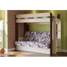 Кровать двухъярусная Немо
