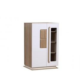 Шкаф комбинированный Дора низкий