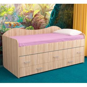 Кровать двухуровневая Нимфа