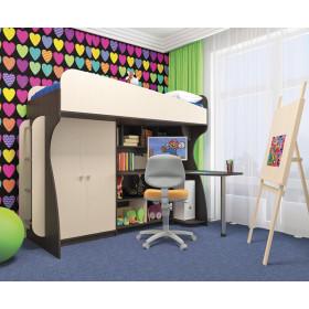 Кровать детская Маугли (детский комплекс)