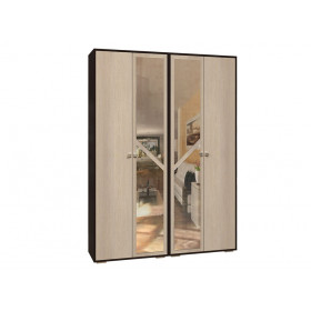 Шкаф 4-х дверный Саломея (Рикко)