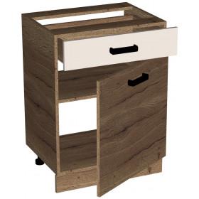 Стол с ящиком СЯД-60 кухня Адель