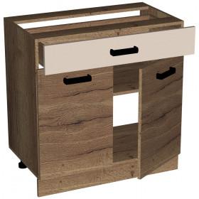 Стол с ящиком СЯД-80 кухня Адель