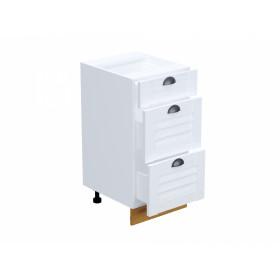 Стол с ящиками правый СЯ-40 кухня Кантри