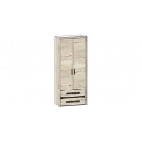 Шкаф 2д Мале с накладками