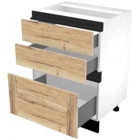 Стол с ящиками СЯ-60 кухня Сити