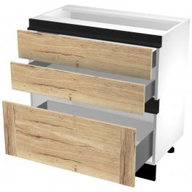 Стол с ящиками СЯ-80 кухня Сити